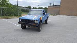 100 1982 Toyota Truck For Sale Pickup 4x4 Second Owner IH8MUD Forum