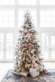 Flocking Christmas Tree Kit by Christmas Christmas Tree Decoration Photo Inspirations Best