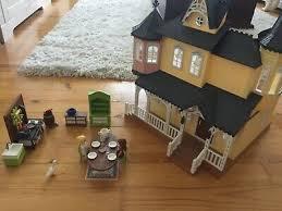 playmobil spirit puppenhaus und schlafzimmerset ebay