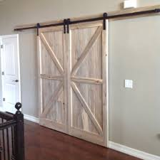 Barn Doors — Rustic Custom Designs Interior Barn Doors And Hdware Buying Guide Hayneedlecom Wood Ideas For Pating Pa Nj Md Va Ny New Holland Supply X Brace Door Sliding Wooden With Great To Building A Med Art Home Design Posters Cheap Amazoncom Tms Wdenslidingdoorhdware Modern Masonite 42 In X 84 Zbar Knotty Alder Lgebarnlidingdoorstyle Large