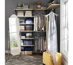 New York Closet Triple Shelves
