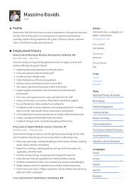Cook Resume + Writing Guide | 12 Resume TEMPLATES | 2019 College Student Grad Resume Examples And Writing Tips Formats Making By Real People Pharmacy How To Write A Great Data Science Dataquest 20 Template Guide With For Estate Job 13 Steps Rsum Rumes Mit Career Advising Professional Development Article Assistant Samples Templates Visualcv Preparation Sample Network Cable Installer