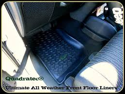 Quadratec Vs Rugged Ridge Floor Liners by Can Anyone Recommend The Best Floor Mats And Cargo Liner Jeep
