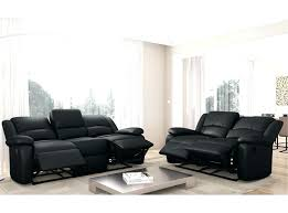 canap simili cuir 2 places canape relax cuir 2 places canape cuir relax 3 places ensemble de