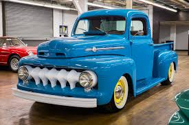 100 Vintage Pickup Trucks For Sale Classic And Automobile S Black Horse Garage