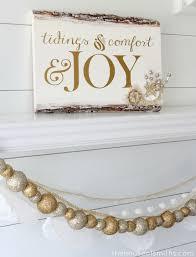 14 Amazing DIY Rustic Christmas Decorations