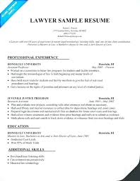 Sample Resume For Attorney Inspirational Pics Legal Resumes Summary