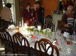 Mrs Wilkes Dining Room Savannah Ga by Chefs Expressions E2 80 93 Rustic Wedding Table Setting Apple Brie