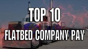 Top 10 Flatbed Trucking Company Pay (who Is Number 1?) - YouTube Top 10 Logistics Companies In The World Youtube Gleaning The Best Of 50 Trucking Firms Joccom Why Trucking Shortage Is Costing You Transport Topics Hauling In Higher Sales Lowest Paying Companies Offer Up To 8000 For Drivers Ease Shortage Sanchez Inc Blackfoot Id Truck Washouts 5 Largest Us Become An Expert On What Company Pays Most By Watching Truckload Carriers Gain Pricing Power How Much Does It Cost Start A Services Philippines Cartrex