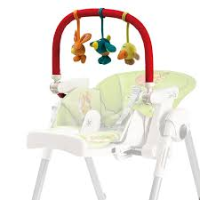 100 Perego High Chairs PEG PEREGO HIGH CHAIR PLAY BAR Baby Toys