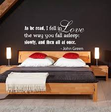 2016 New Year Which Bedroom Wall Love Quotes Would Make You Say Aww From Secondnsebring