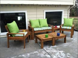 patio conversation set with gas fire pit patios home