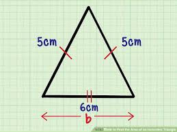 Image Titled Find The Area Of An Isosceles Triangle Step 3