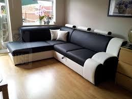 Friheten Corner Sofa Bed With Storage by Corner Sofa London Eliot Luxury Faux Leather Corner Sofa Bed