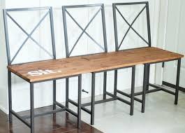 comment faire une banquette de cuisine comment fabriquer un banc en bois bricobistro