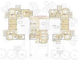 Inspiring Hacienda House Plans Photo by Mcm Design Co Housing Manor Plan