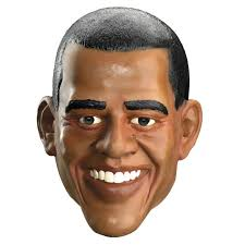 Purge Mask Halloween Spirit by Politically Incorrect Obama Mask Masking
