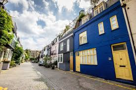 100 Notting Hill Houses Why St Lukes Mews Just Might Be Londons Cutest Street