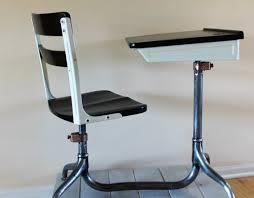 1930s school desk chair combo american seating company