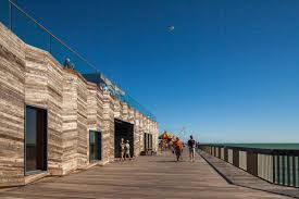 100 Architects Stirling Hastings Pier By DRMM Wins 2017 RIBA
