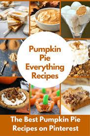 Pumpkin Whoopie Pie Recipe Pinterest by Delicious Pumpkin Pie And Pumpkin Pie Flavored Recipes Pumpkin