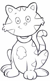 Cat Coloring Pages And Book