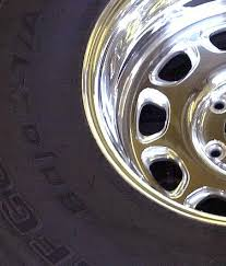 The Heavy Duty Molded In Rim Guard Provides Superior Protection From Damage To Your High Dollar Wheels