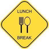Lunch Break Clip Art