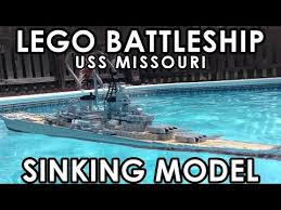Lego Ship Sinking 2 by Search Result Youtube Video Hägerman