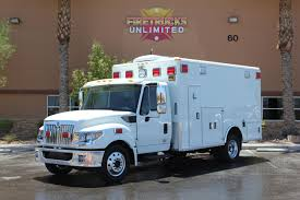 We Just Completed An Ambulance Remount For The Iron County Sheriff's ...