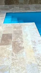 tiles flagstone and travertine tile pool deck tile for pool