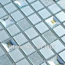 Mirror Tiles 12x12 Cheap by Metallic Mosaic Tile Mirror Brushed Silver Aluminum Composite