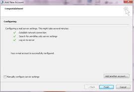 Oit Help Desk Fau by Setting Up A Microsoft Outlook Exchange Account Florida Atlantic