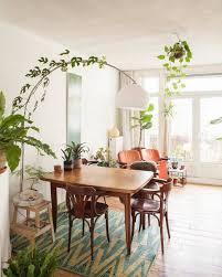 decoración con árboles grandes verdissimo