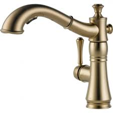 Delta Trinsic Bathroom Faucet Champagne Bronze by Delta Trinsic Kitchen Faucet Best Pull Down Kitchen Faucet