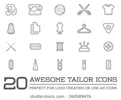 Tailor Stock Vectors & Vector Art