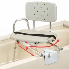 Bathtub Transfer Bench Canada by Eagle Health Tub Mount Swivel Sliding Transfer Bench 77762