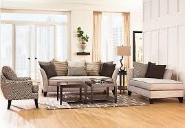 sofia vergara collection santorini microfiber sofa beige 28