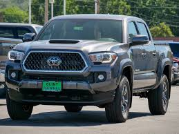 New 2018 Toyota Tacoma TRD Sport Double Cab In Roseburg #T18385 ... New 2018 Toyota Tacoma Trd Sport Double Cab In Elmhurst Offroad Review Gear Patrol Off Road What You Need To Know Dublin 8089 Preowned Sport 35l V6 4x4 Truck An Apocalypseproof Pickup 5 Bed Ford F150 Svt Raptor Vs Tundra Pro Carstory Blog The 2017 Is Bro We All Need Unveils Signaling Fresh For 2015 Reader