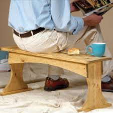 FH11APR 517 54 003 Painting Bench Woodworking Projects