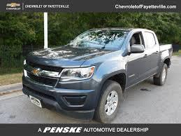 Pre-Owned 2016 Chevrolet Colorado 4WD Crew Cab 128.3