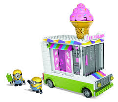 Amazon.com: Mega Bloks Despicable Me Ice Scream Truck: Toys & Games Jual Diskon Khus Lego Duplo Ice Cream Truck 10586 Di Lapak Lego Mech Album On Imgur Spin Master Kinetic Sand Modular Icecream Shop A Based The Le Flickr Review 70804 Machine Fbtb Juniors Emmas Ages 47 Ebholaygiftguide Set Toysrus Juniors 10727 Duplo Town At Little Baby Store Singapore Icecream Model Building Blocks For Kids Whosale Matnito