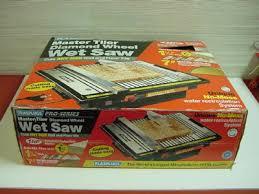 Plasplugs Diamond Wheel Wet Tile Saw by 18 Plasplugs Tile Saw Blade 9333 Wacker Vp 2050a Single