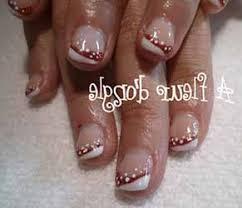 deco ongle gel noel modele ongle gel pour noel deco ongle fr