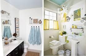 decke streichen badezimmer ideen dekomilch