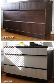 How to Refurbish an Old Dresser Using Stain and Paint