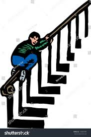 Vector Illustration Boy Sliding Down Banister Stock Vector ... Modern Nice Design Of The Banister Rails Metal That Has Black Leisure Business Women Leaned Over The Banister Stock Photo Heralding Holidays Decorating Roots North South Mythical Stone Statues On Of Geungjeon In Verlo House To Home Hindley Holds Hareton Wuthering Quotes Christmas Garland Diy Village Is Painted Chris Loves Julia Spindle Replacement Is Image Sol Lincoln Leans Against Banisterpng Loud Lamps Made Wood Retro Design