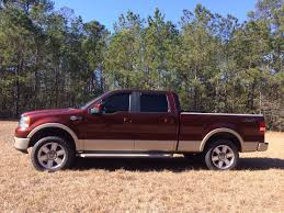 SOLD - 2007 Ford F150 King Ranch Crew Cab 4WD - SOLD!! - The Hull ...