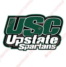 USC Upstate Spartans Customize Temporary Tattoos Stickers NO6729