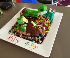 100 Garbage Truck Cakes The Birthday Decoration